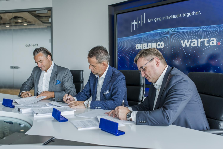 Warta przeniesie siedzibę do Warsaw UNIT