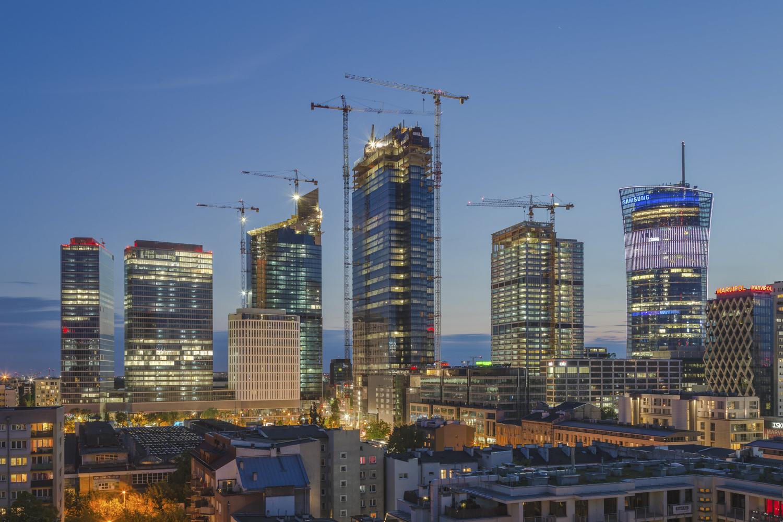 CBRE chooses Warsaw UNIT