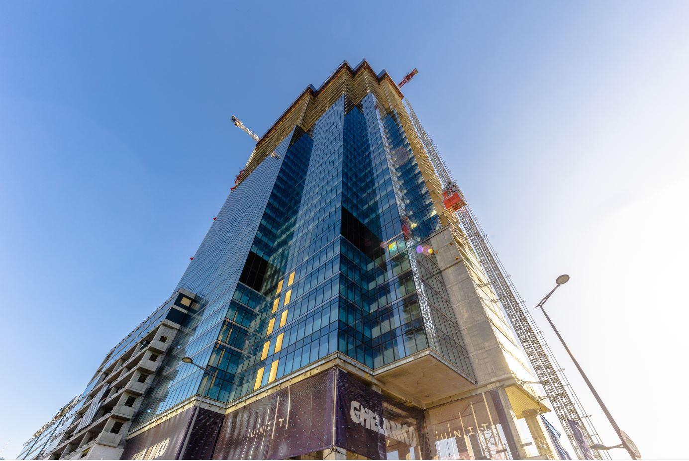 Warsaw UNIT pierwszym wieżowcem w Polsce starającym się o certyfikat WELL v2